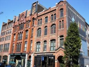 Austin A. Bell building